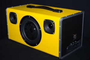 The Bee - Portable Audio System