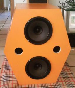 BG 20 Cross Speaker